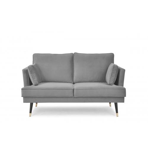 Sofa FALC, pilka, 163x93x91 cm