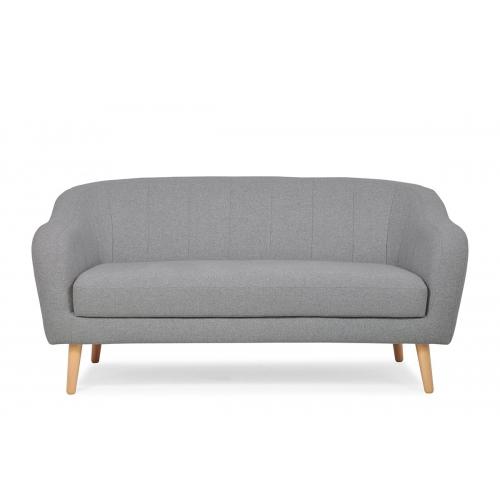 Sofa HAMI, tamsiai pilka, 172x90x83 cm