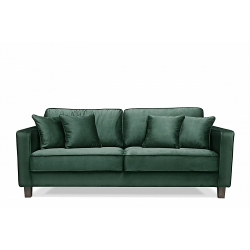 Sofa KANA, žalia, 205x94x85 cm