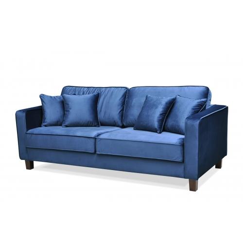 Sofa KANA, mėlyna, 205x94x85 cm