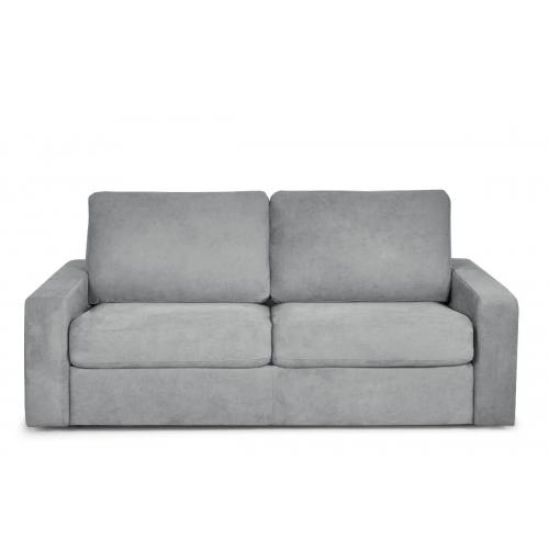 Sofa MENO, pilka, 195x100x90 cm