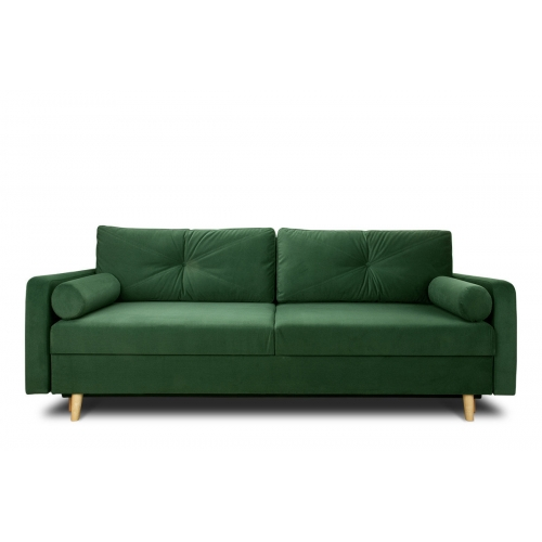 Sofa NART, žalia, 230x100x80 cm