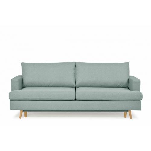 Sofa NEBO, mėtinė, 224x100x92 cm