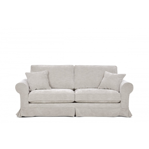 Sofa PURRI, smėlio, 227x90x98 cm