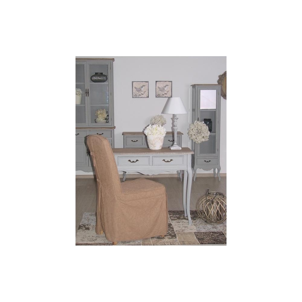 Konsolė / Kosmetinis staliukas CATANIA - provanso stiliaus