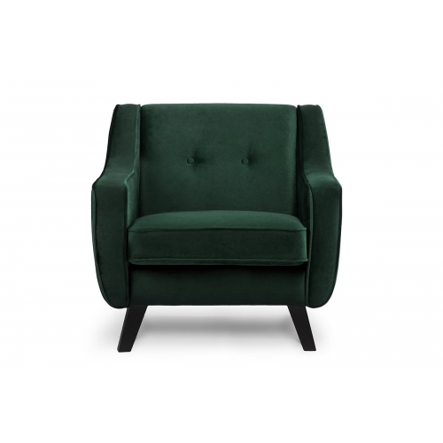 Fotelis TERO, žalias, 84x89x81 cm