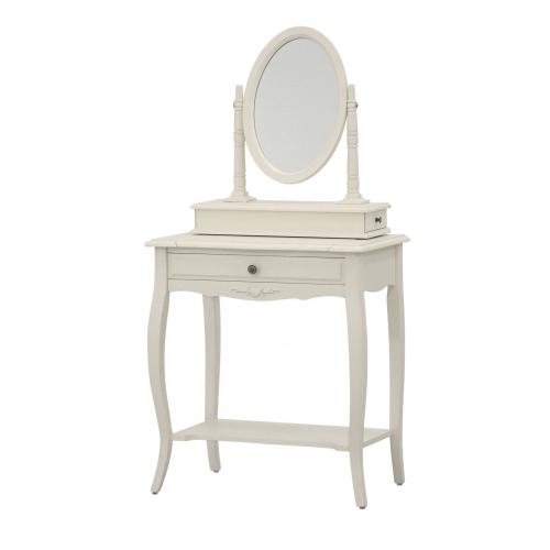 Kosmetinis staliukas su veidrodžiu DIJA