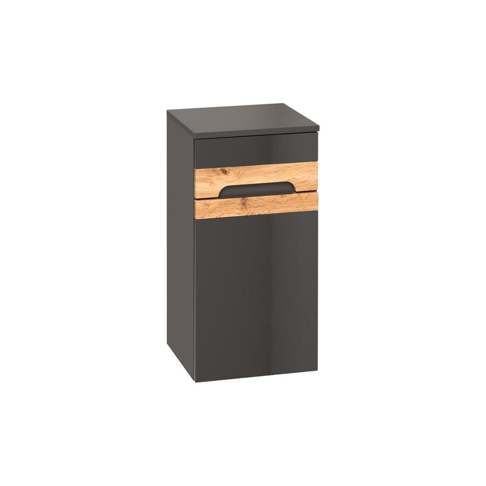 Modernaus dizaino vonios spintelė, pakabinamas, maža