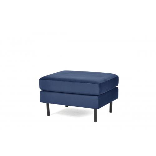Pufas TOZZO, mėlynas, 79x62x47 cm