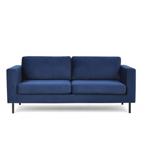 Sofa TOZZO, mėlyna, 193x86x84 cm