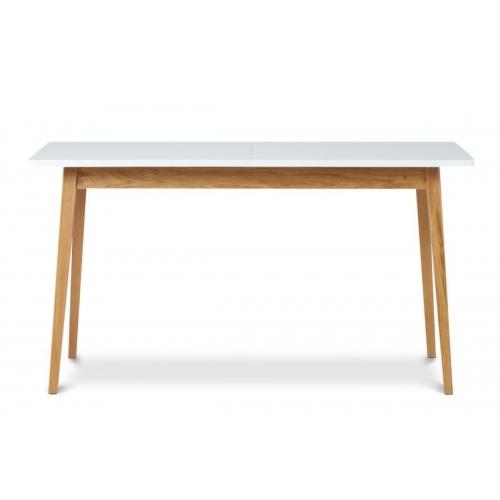 Stalas 140-180 cm FRISO WHITE (išskleidžiamas)