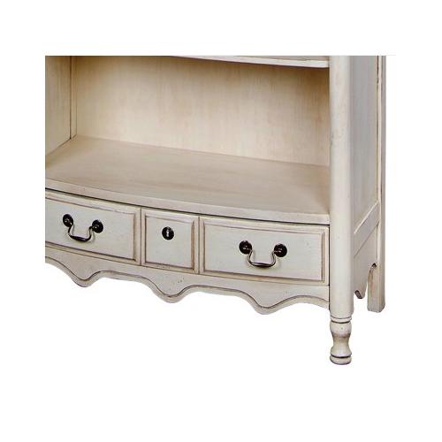 medinė lentyna, sendinto stiliaus, klasikinio stiliaus