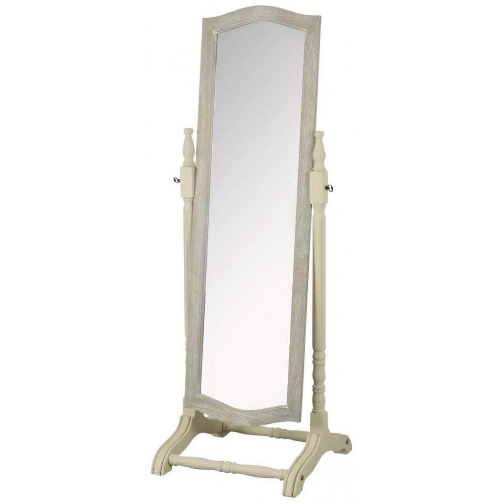 Provanso stiliaus veidrodis, pastatomas, aukštas
