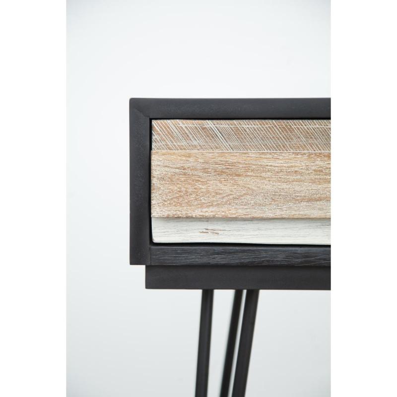 Kokybiškas, metalinių kojų, retro kosmetinis staliukas