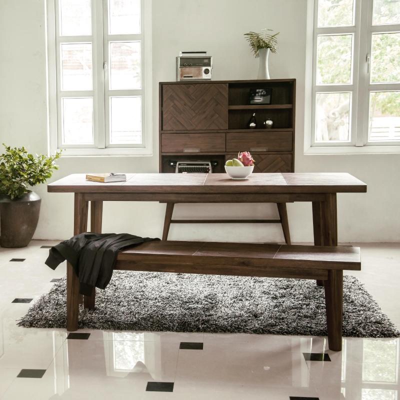 šešių stalčių komoda, patogi, senovinio stiliaus