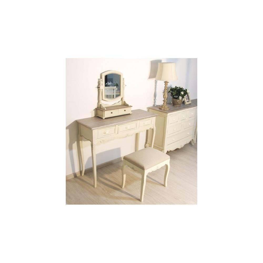 Konsolė / kosmetinis staliukas 90cm. RIMINI