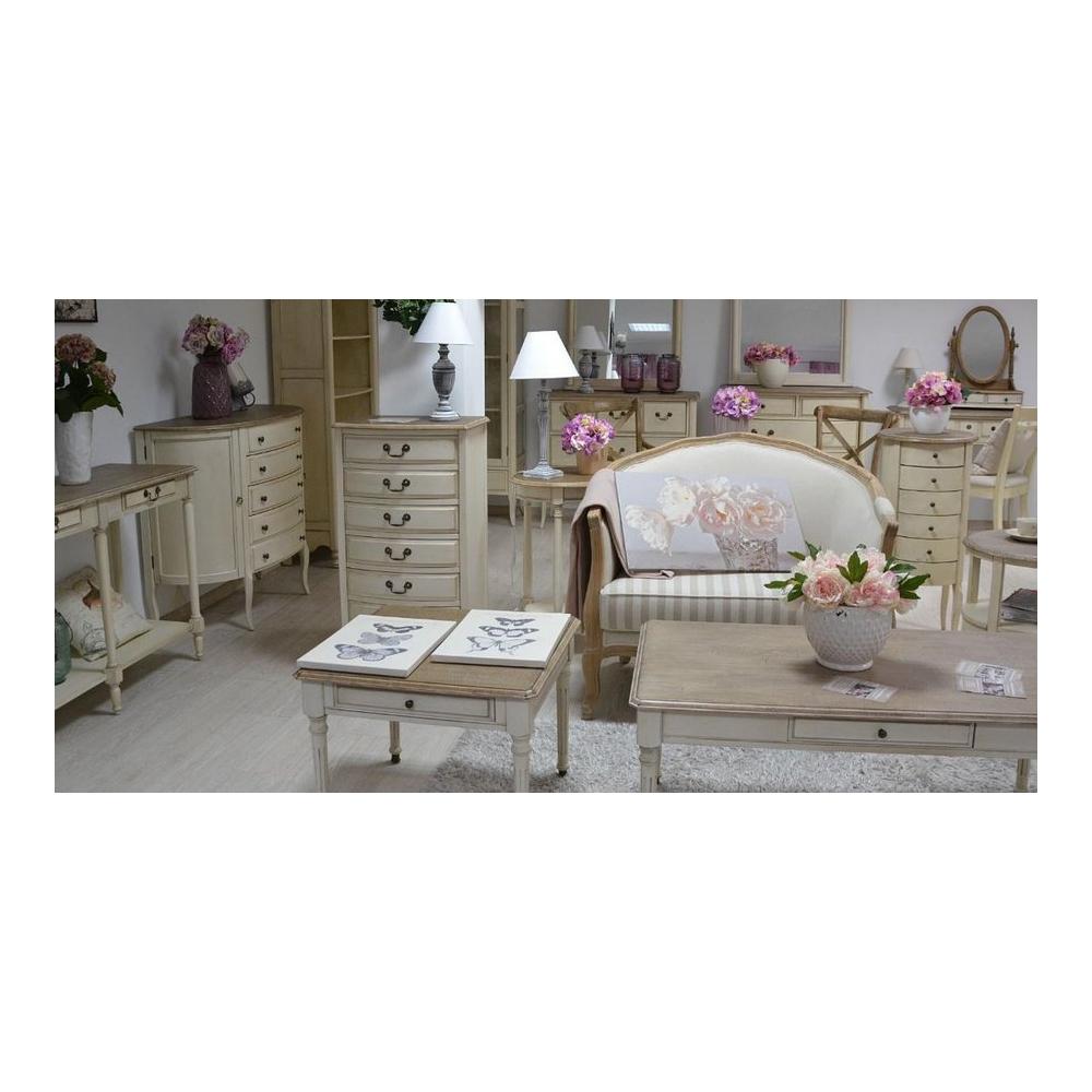 medinė komoda, klasikinio dizaino, senovinio stiliaus