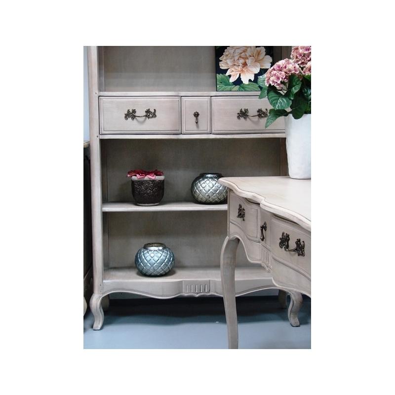 Lentyna VENEZIA - provanso stilius, beržo mediena, ruda, bronzinis atspalvis