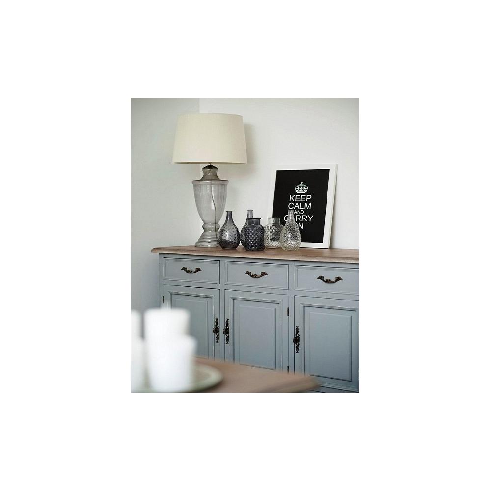 Klasikinio dizaino indauja, su stalčiais, sendinto stiliaus