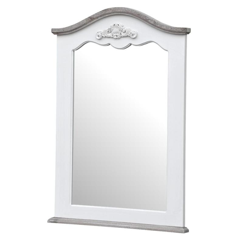 Pakabinamas veidrodis 53 RIMINI WHITE