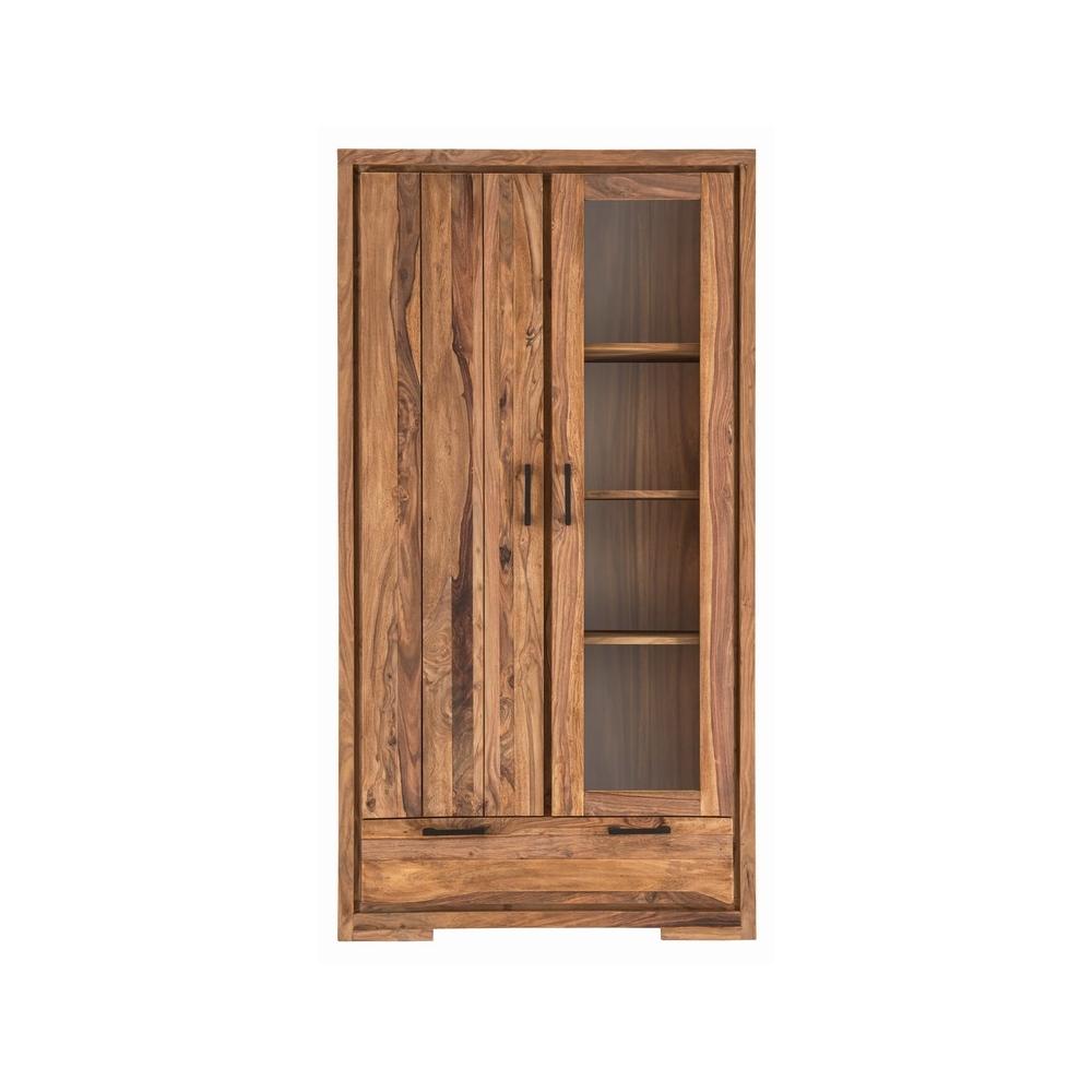 Modernaus dizaino bufetas, Šiuolaikinio stiliaus, natūralios medienos