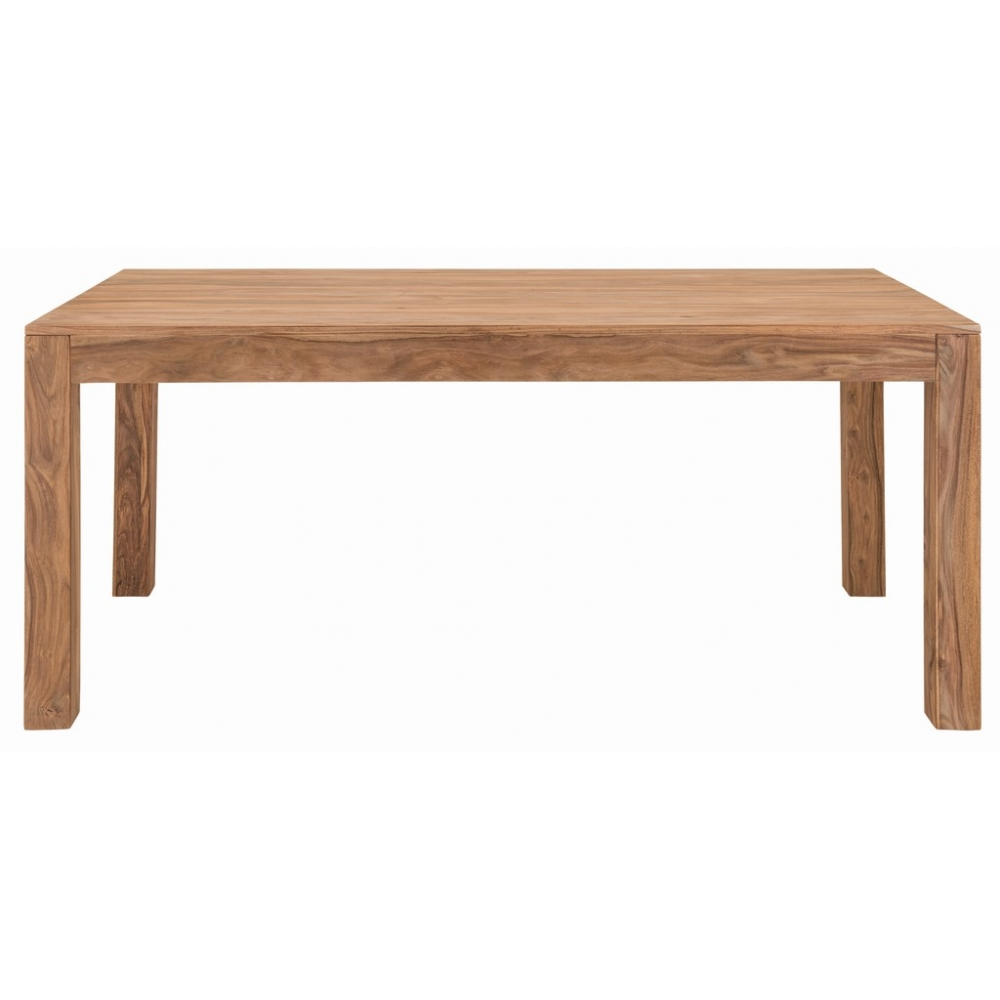 Modernaus dizaino stalas, Šiuolaikinio stiliaus, natūralios medienos