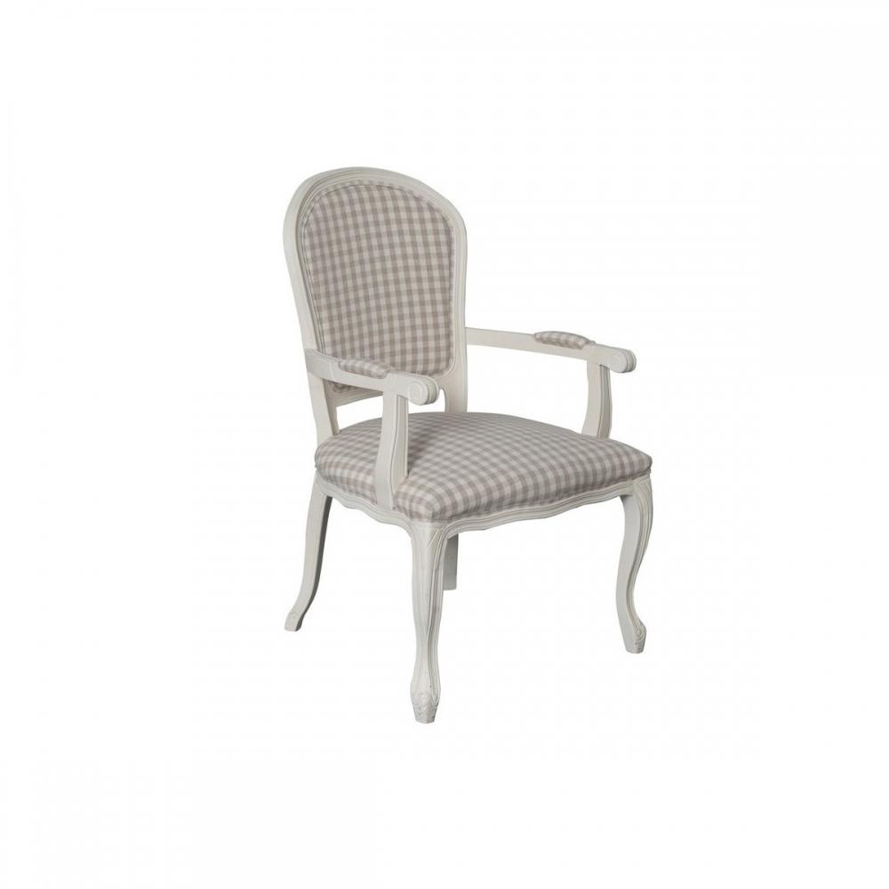 retro dizaino kėdė, medinė, šviesių spalvų