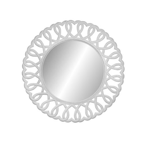 Pakabinamas veidrodis 55 RIMINI WHITE
