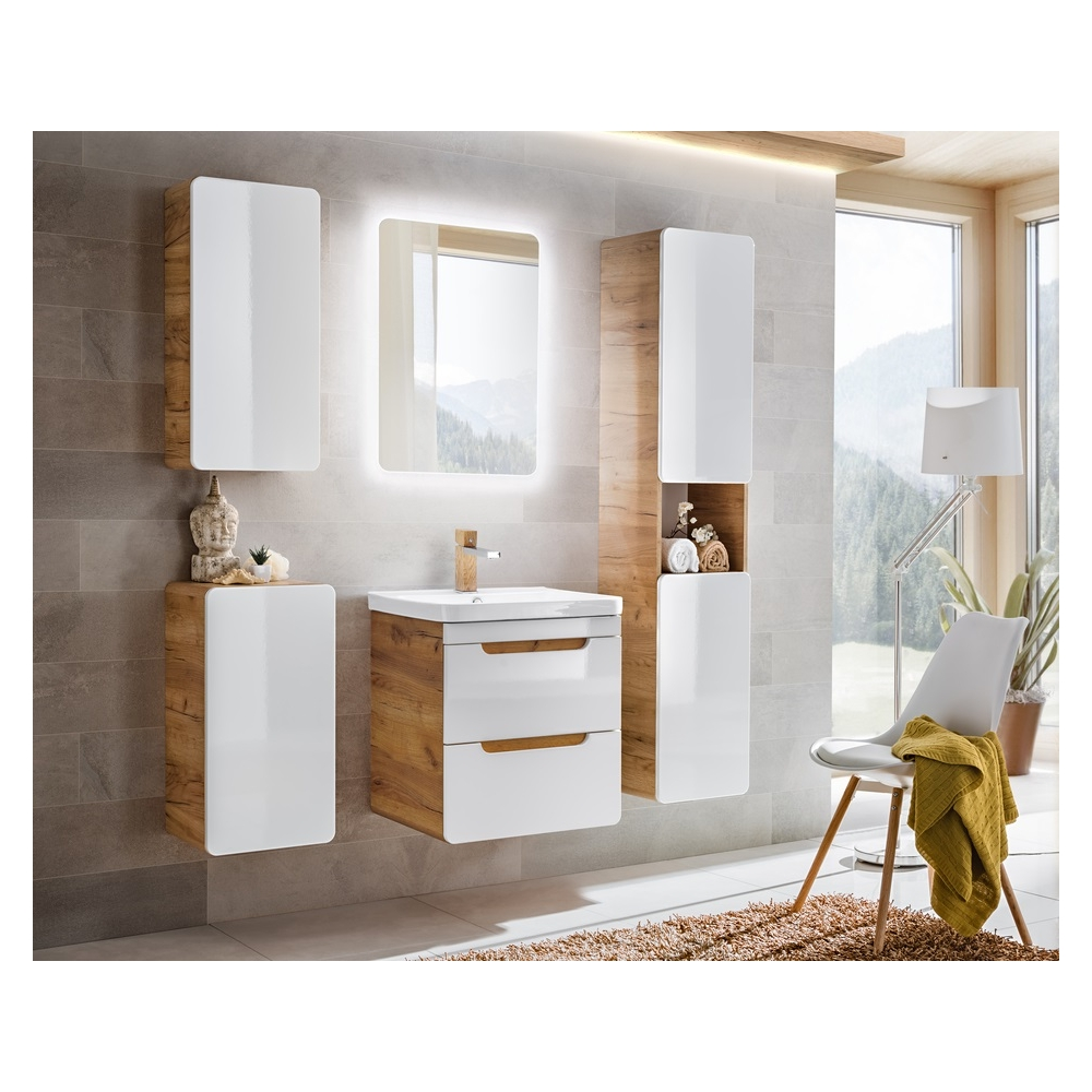 Pakabinama vonios veidrodis 8050 ARRAS
