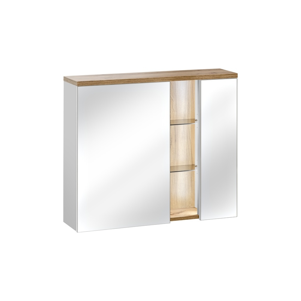 Vonios veidrodis-spintelė 841 BARBUDA