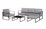 Lauko baldų komplektai